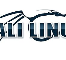 KALI - LINUX Ultimate stickers ! by Alex Gautier