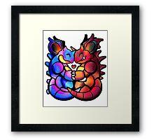 Royal Love Framed Print