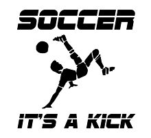 Soccer Kick by TheBestStore