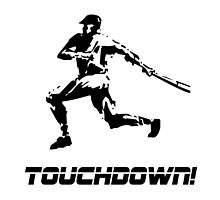 Baseball Touchdown by TheBestStore