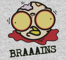 Braaains.... by Sean Rice