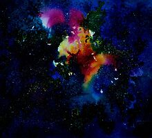Galaxy I by IsabelSalvador