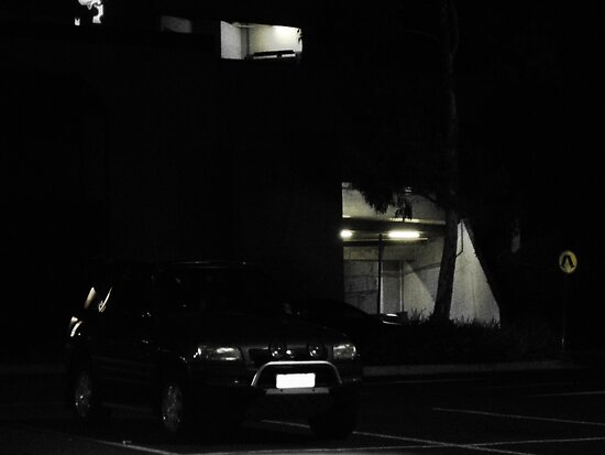 Carpark Nights by driginal