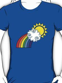 The Bright Side / Rainbow T-Shirt