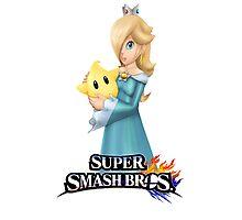 Super Smash Bros. 3DS/Wii U Rosalina Photographic Print