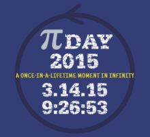 Celebrate Pi Day 2015 by DesignThinking