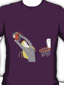THRANDUIL SLAM DUNKS GIMLI  T-Shirt