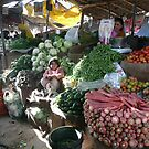 A Day at the Market - Jaipur, India by Ratatouille