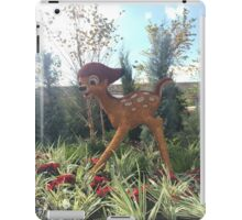 Bambi tapestry - Epcot  iPad Case/Skin