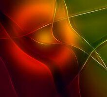 Alien Fingers-5 by George Lenz