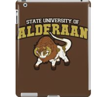 Aderaan State Home of the Nerfs! iPad Case/Skin