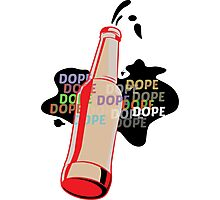 Coke or Dope? Photographic Print