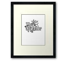 The Hopfather Framed Print