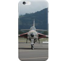 Hunter Head-On, Albion Park, Australia 2009 iPhone Case/Skin