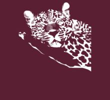 THE LEOPARD T-SHIRT ON DARK by parko