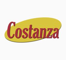 George Costanza - Seinfeld by notisopse