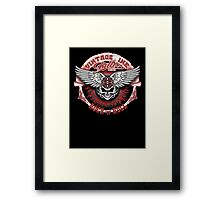Vintage Ink Tattoo Framed Print