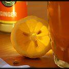 Winter tea by Chris Coetzee