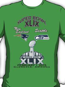 Super Bowl XLIX T-Shirt
