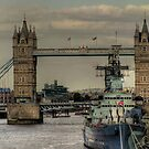 Tower Bridge by Gaurav Dhup