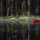 Fishing2 by Johannes Wessmark