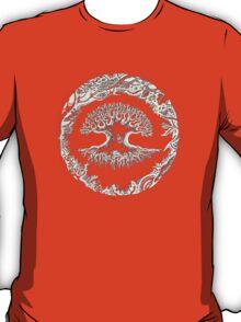 The Jungle Tree (White design) T-Shirt
