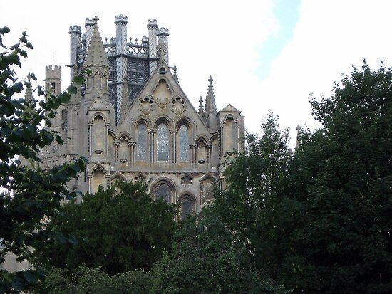 Ely Cathedral by Susan E. King