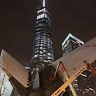 World Trade Center Transit Hub, New World Trade Center, Lower Manhattan, New York City by lenspiro