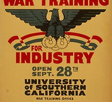 Classes in War Training by Vintagee