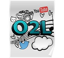 O2L FOREVER GRAPHIC  Poster