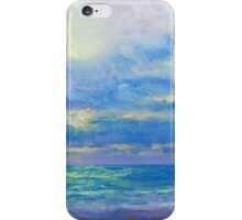 Water and Light (pastel) iPhone Case/Skin