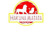 Hakuna Photographic Print