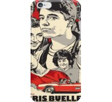 Ferris Bueller's Day Off iPhone Case/Skin