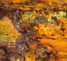 Corrosion by David Librach - DL Photography -