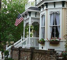Savannah Street by artgoddess