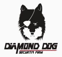 Diamond Dog Security Firm (Black) by RedBaronDesigns