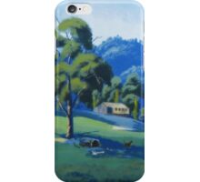 Mural - Australiana Corner  iPhone Case/Skin