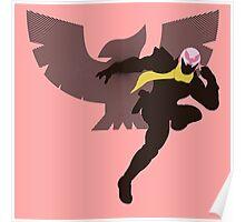 Captain Falcon (Fabulous) - Sunset Shores Poster