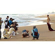 Paparazzi Photographic Print