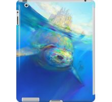 Travel in style iPad Case/Skin