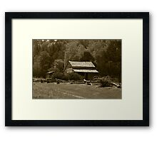 Dan Lawson Place III Framed Print