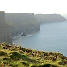 Cliffs of Moher 4 by rsangsterkelly