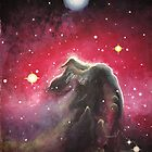 The Horsehead Nebula by Corina Chirila