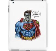 Bizarro iPad Case/Skin