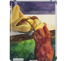 Tintarella di luna iPad Case/Skin