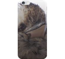 The Laughing Kookaburra - An Aussie Icon!! iPhone Case/Skin