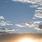 Las Vegas Sky - Sunset  by Will Edwards