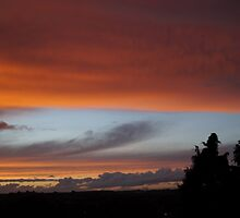 Sunset by vawart
