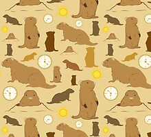 Groundhogs by SVaeth