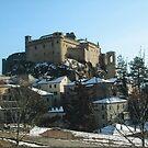 BARDI,. LA FORTEZZA SULLA ROCCA- FINE SECOLO IX(899)--italy----3300 visualiz.. 2015---featured in RB EXPLORE 18 marzo 2012 --- by Guendalyn
